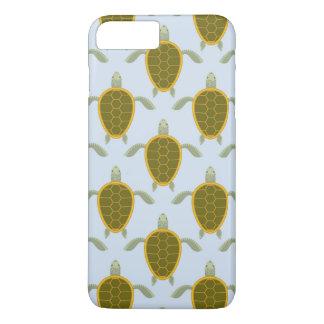 Flock Of Sea Turtles Pattern iPhone 7 Plus Case