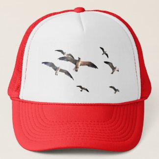 Flock of Seagulls Trucker Hat