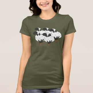 Flock of Sheep T-Shirt