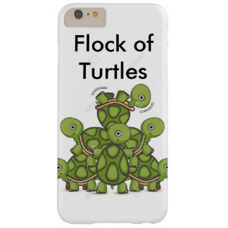 Flock of Turtles iPhone 6/6s cover