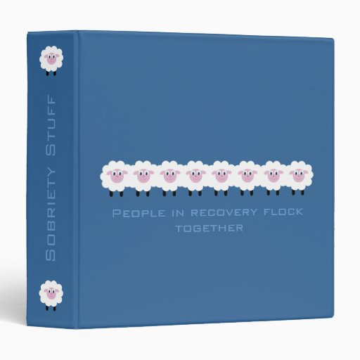 Flock together recovery binder