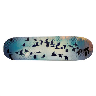 Flock Together Skateboard