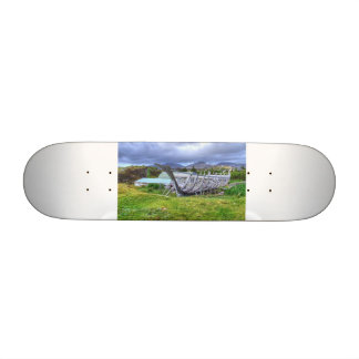 Flodabay, Isle Of Harris Skate Board
