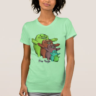 FloGrimace-Yellow, FloGrimace-Red, FloGrimace-P... Tee Shirt