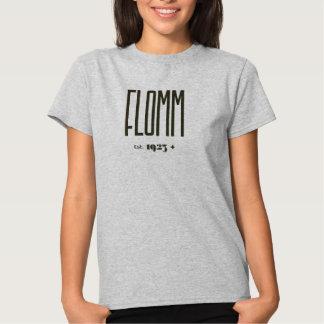FLOMM est. 1923 Remera