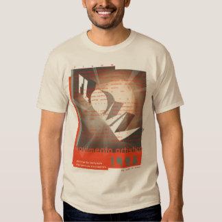 FLomm movimento artistico T Shirt