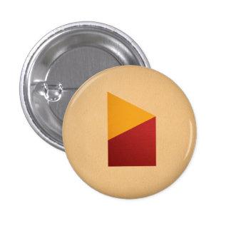 FLomm Power Gib: CHEESE! Pinback Button