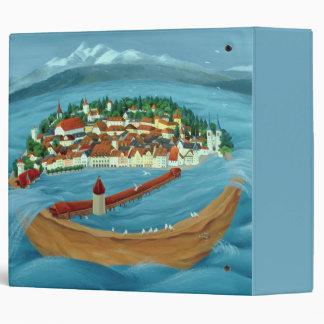 Flood 1999 3 ring binders