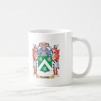 Flood Coat of Arms - Family Crest Coffee Mug