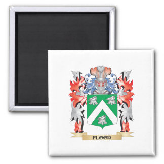Flood Coat of Arms - Family Crest Magnet