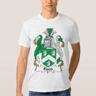 Flood Family Crest Shirts