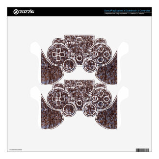 Flooded Cotton Crop Field PS3 Controller Skins