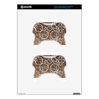 Flooded Cotton Gossypium Field Xbox 360 Controller Skin