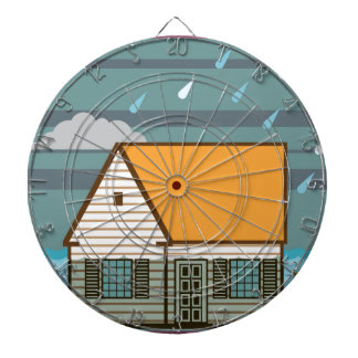 Flooded House Dart Boards