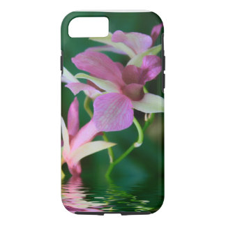 Flooded Orchid iPhone 8/7 Case