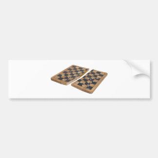 FloodedPlayingField110709 copy Bumper Sticker
