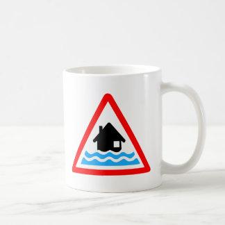 Flooding Warning Coffee Mug