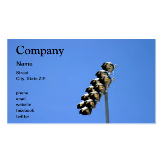 Floodlight Double-Sided Standard Business Cards (Pack Of 100)