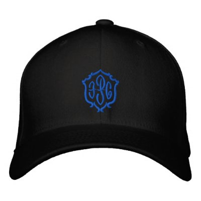 Floodway Farms Polo Club Hat Embroidered Baseball Cap