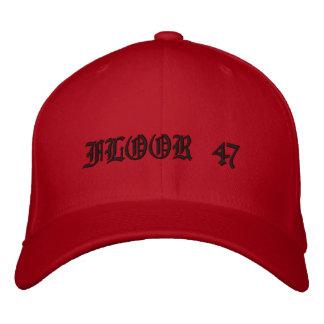 FLOOR 47 hat Baseball Cap