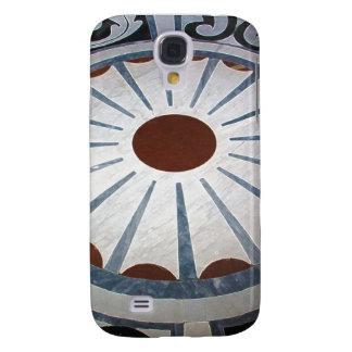 Floor Designs-Basilica di Santa Maria del Fiore Samsung Galaxy S4 Cover