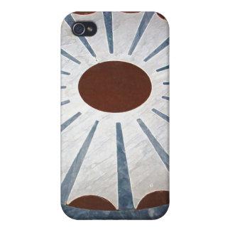 Floor Designs-Basilica di Santa Maria del Fiore iPhone 4 Covers