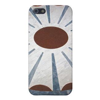 Floor Designs-Basilica di Santa Maria del Fiore iPhone 5 Covers