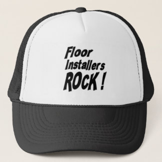 Floor Installers Rock! Hat