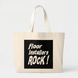 Floor Installers Rock! Tote Bag