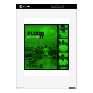 Floor It Instrumentals Cover Skin For The iPad