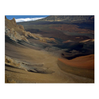 Floor of the Haleakala Crater, Maui, Hawaii, U.S.A Postcards