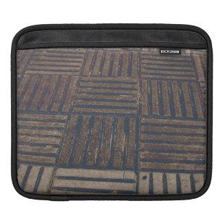 Floor Pattern Sleeves For iPads