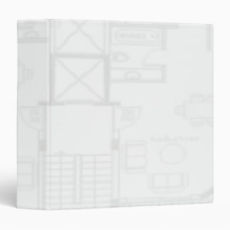 Floor Plan Avery Binder