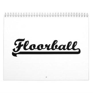 Floorball Calendar