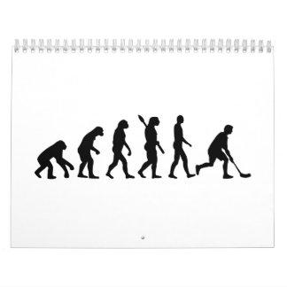 Floorball Evolution Calendar