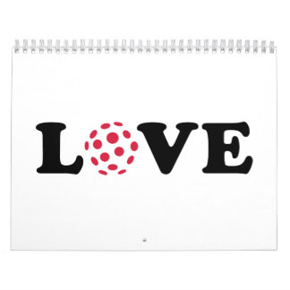 Floorball love calendar
