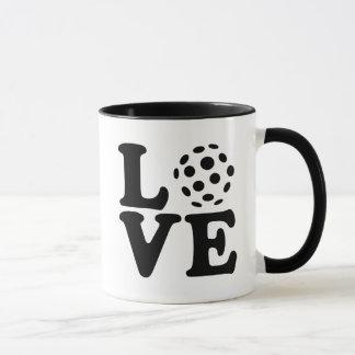 Floorball love mug