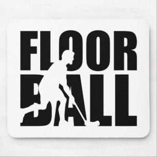 Floorball Mouse Pad