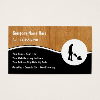 Flooring Business Cards