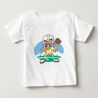 Flootball player baby T-Shirt