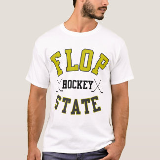 Flop State Hockey T-Shirt