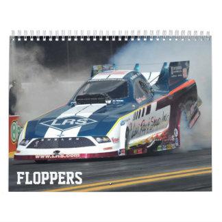 FLOPPERS CALENDAR