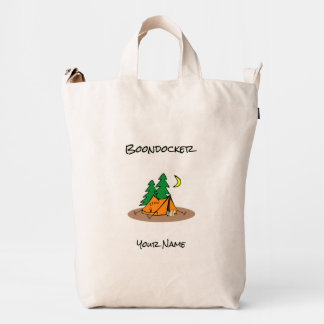 Flopping Fish Designs ™ Duck Bag