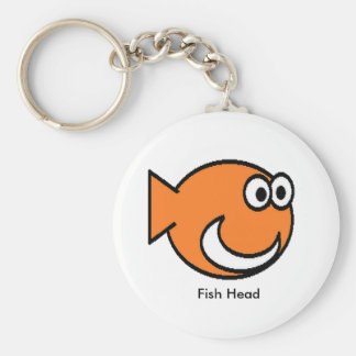 Flopping Fish Designs ™ Keychain