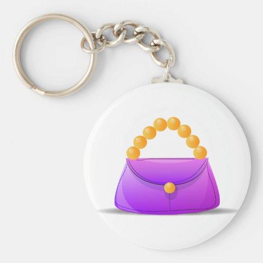 Floppy Bag Key Chain