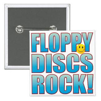 Floppy Discs Life B Button