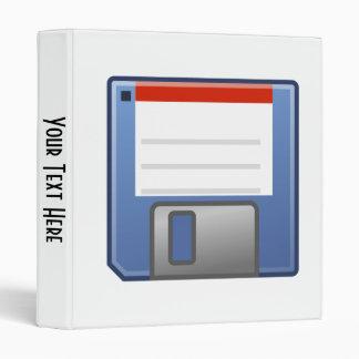 Floppy Disk Binder
