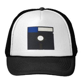 Floppy disk trucker hat