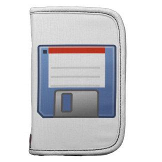 Floppy Disk Folio Planner