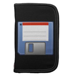 Floppy Disk Folio Planners
